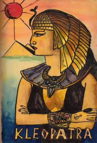 Kleopatra 1953