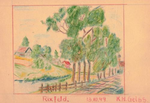 Rixfeld 1949