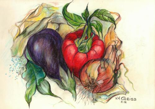 Gemüse - Stilleben