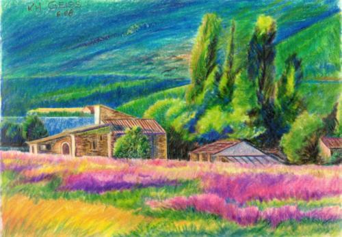 franz. Landschaft